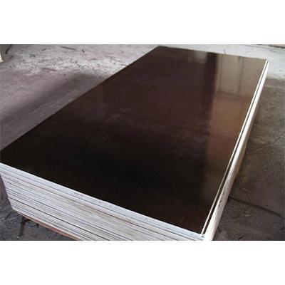 黑色覆膜建筑模板