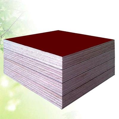 覆膜木模板